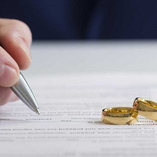 Divorce/Legal Separation
